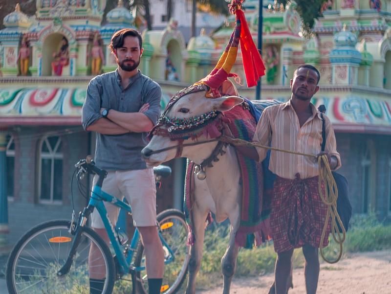 Bike across India