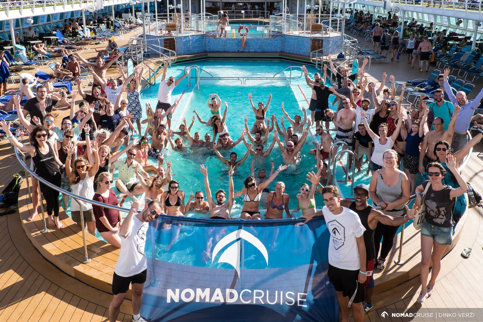 Nomad Cruise - Travel the World with Digital Nomads