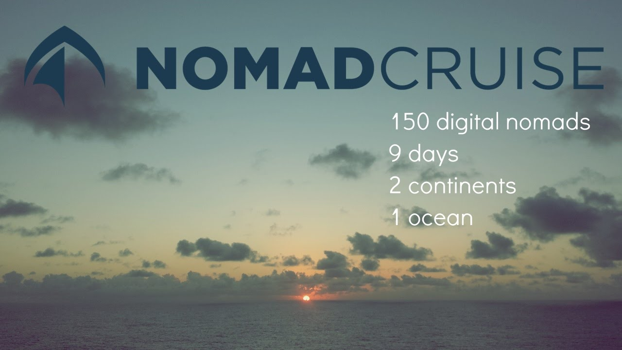 Digital Nomad Cruise - Pullmantur from Las Palmas to Brazil