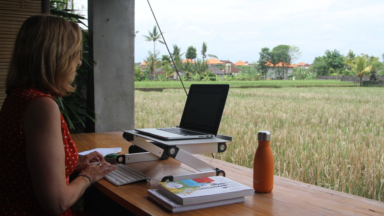 Why I decided to go on a cowork vacation in Bali for a month