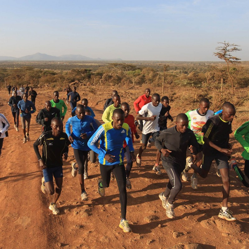 Run with the Kenyans