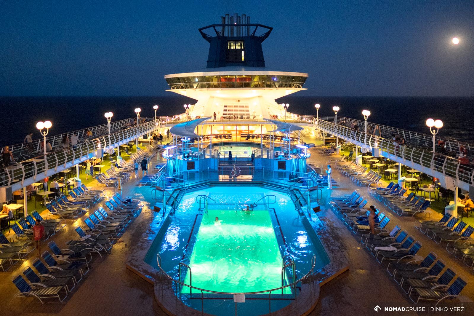 Nomad Cruise V: Spain to Panama